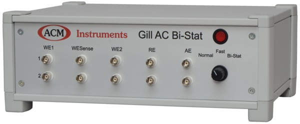 Bi-Stat - two independently controlled Gill AC's in one.